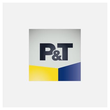 P t logo